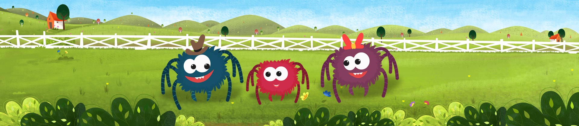 itsy bitsy spider nursery rhyme song